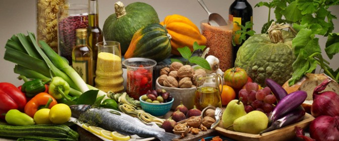 Mediterranean Diet is Good for Your DNA